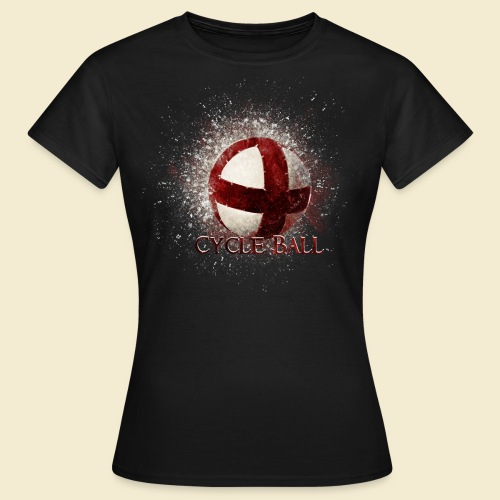 Radball | Cycle Ball - Frauen T-Shirt