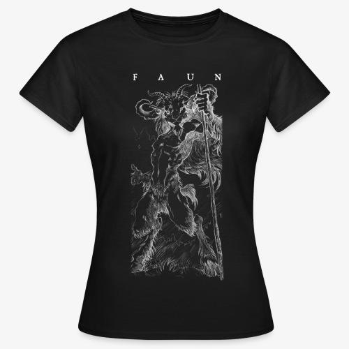 Faun - Maglietta da donna