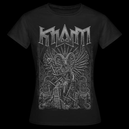 Maudit - T-shirt Femme
