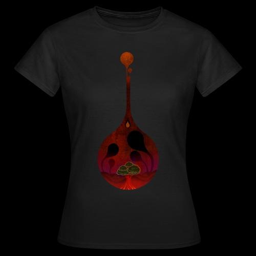 Tree Drop - Women's T-Shirt