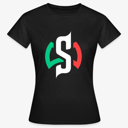 Sermattex90 Official Logo - Maglietta da donna