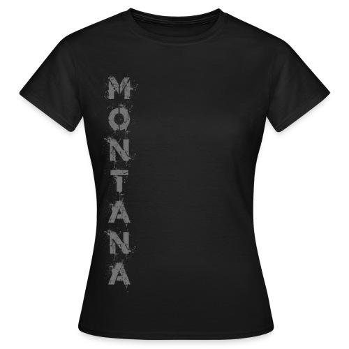 Montana - Frauen T-Shirt