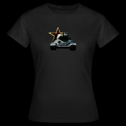 Russia - T34 tank - Women's T-Shirt
