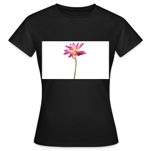 cutout-lotus-country-white-background-158767 - T-shirt dam