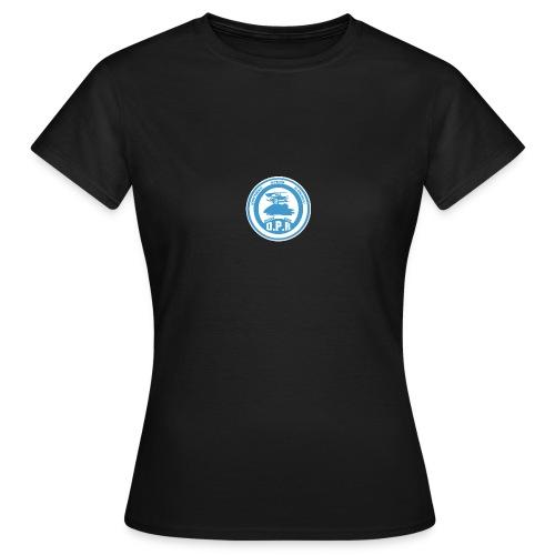 Logo de Policía de Realiacity - Camiseta mujer