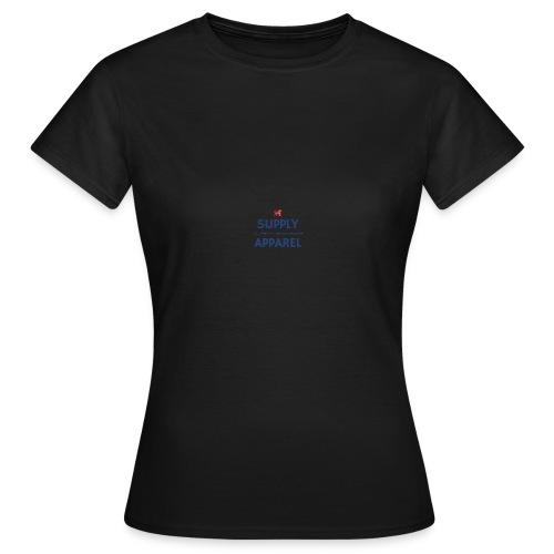 Plain EST logo design - Women's T-Shirt