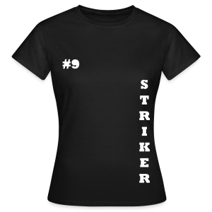 THE STRIKER #9 - Women's T-Shirt
