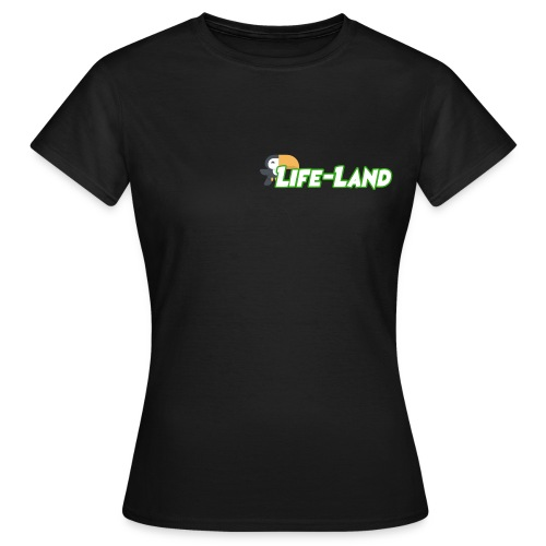 LOGO TEE SHIRT BASIQUE 2 - T-shirt Femme