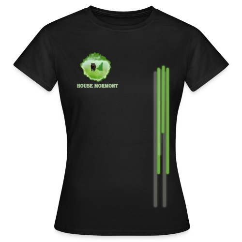 diseno mormot - Camiseta mujer