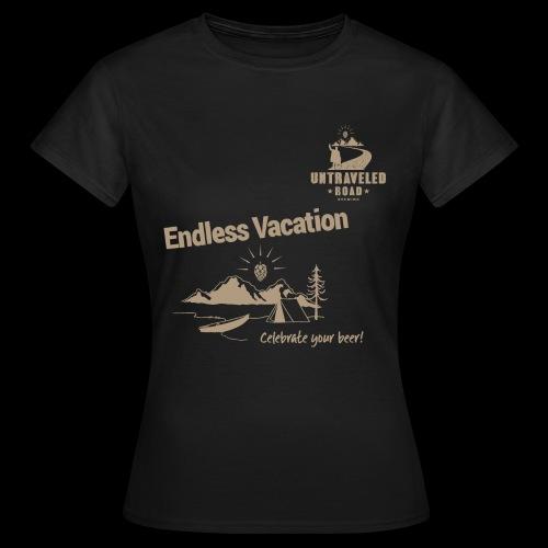 Endless Vacation Shirt - Frauen T-Shirt