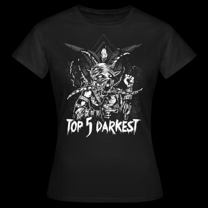 Top 5 Darkest - Women's T-Shirt