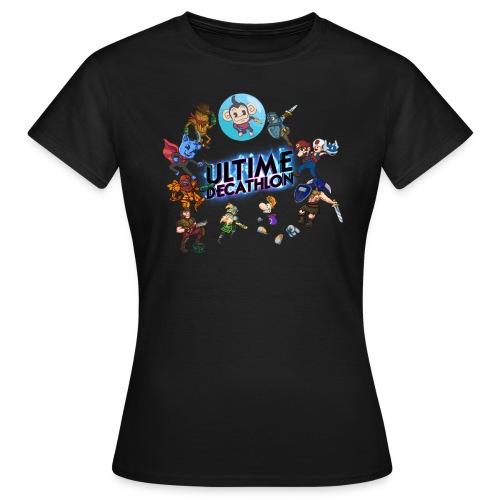 UD5 - Le Tshirt saisonnier - T-shirt Femme