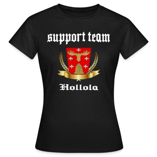 Hollola Support Team - Naisten t-paita