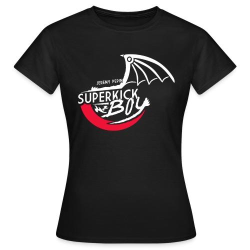 SuperKickBoy - T-shirt Femme