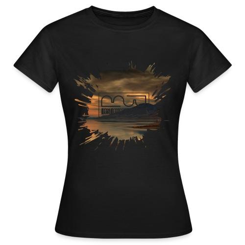 Women's shirt Splatter - Women's T-Shirt