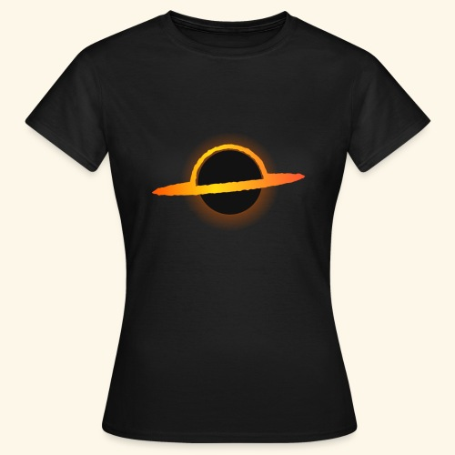 Trou Noir - T-shirt Femme