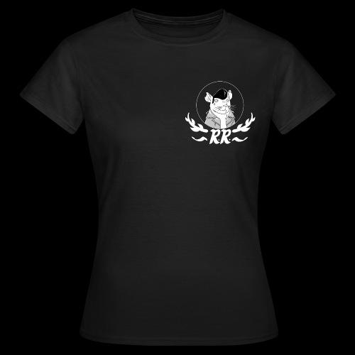 Classic Logo T-shirt Black - Women's T-Shirt