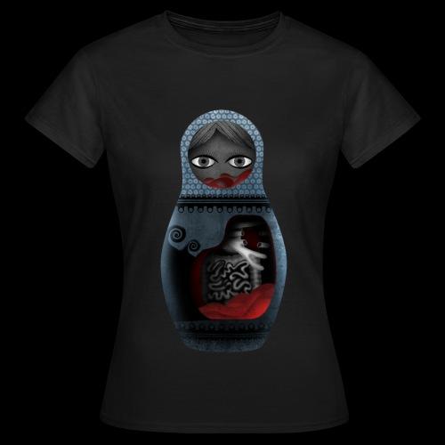 Matryoshka Doll - Women's T-Shirt