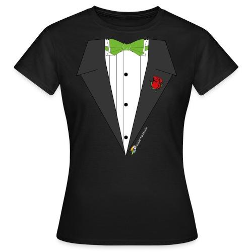 Gala Hero - Positivstarter Official Black Shirt - Frauen T-Shirt