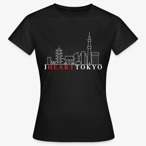 I HEART TOKYO Ver.2 - T-shirt Femme