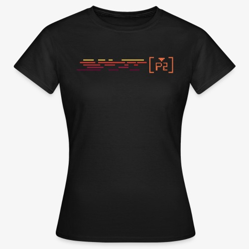 player 2 - Camiseta mujer