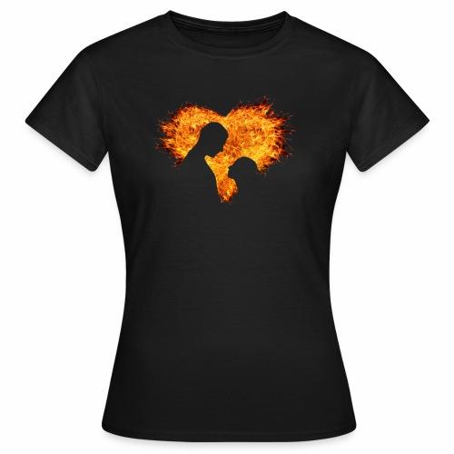 T'shirt amour inséparable - T-shirt Femme