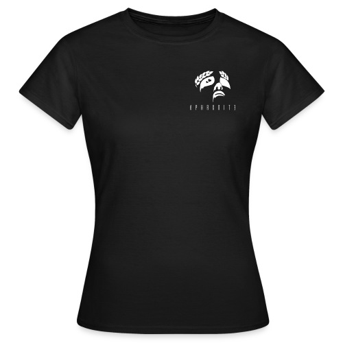 APHRXDITE - Basic Shirt [Black] - Frauen T-Shirt