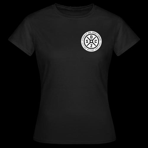 Damien Zaid Strength & Conditioning - Frauen T-Shirt