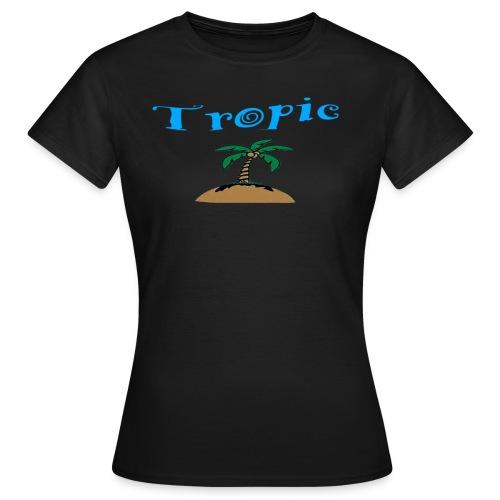 Tropic Shirt - Frauen T-Shirt