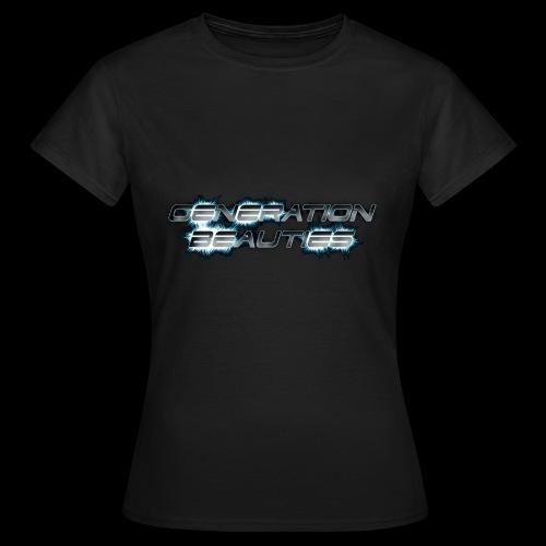 Generation Beauties Frauen - Frauen T-Shirt