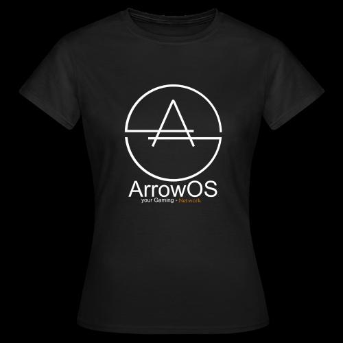 ArrowOS - Frauen T-Shirt