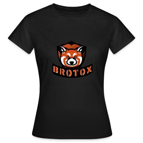 Brotox Transparent - Frauen T-Shirt