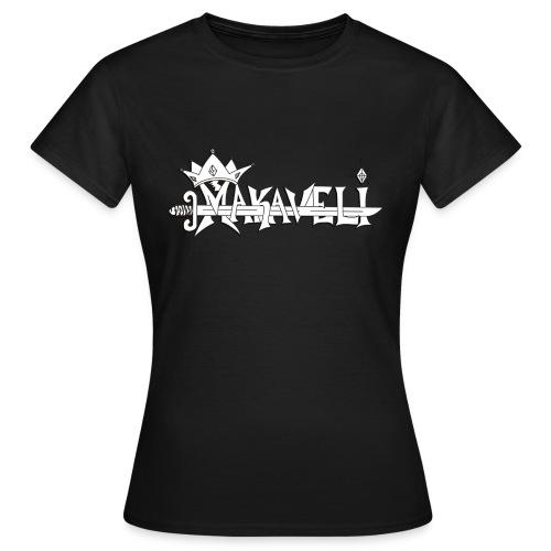 MAKAVELI - T-shirt Femme