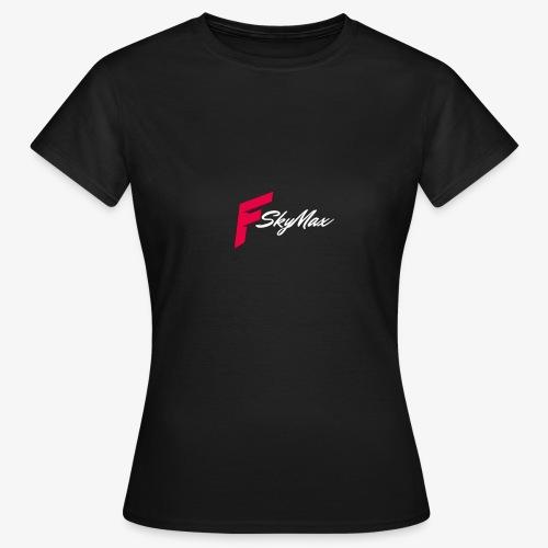 Frills SkymAx - Vrouwen T-shirt