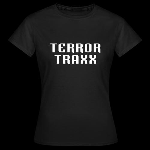 Terror Traxx - Women's T-Shirt