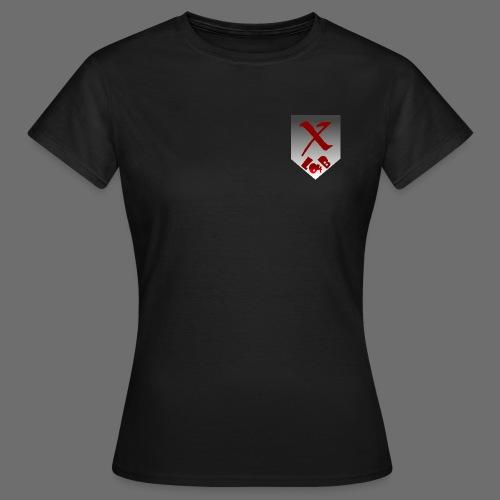 LB 04 Wappen mit verlauf - Frauen T-Shirt