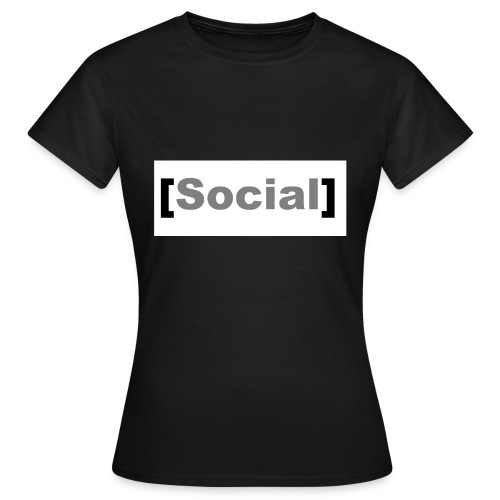 SocialMoods - Frauen T-Shirt