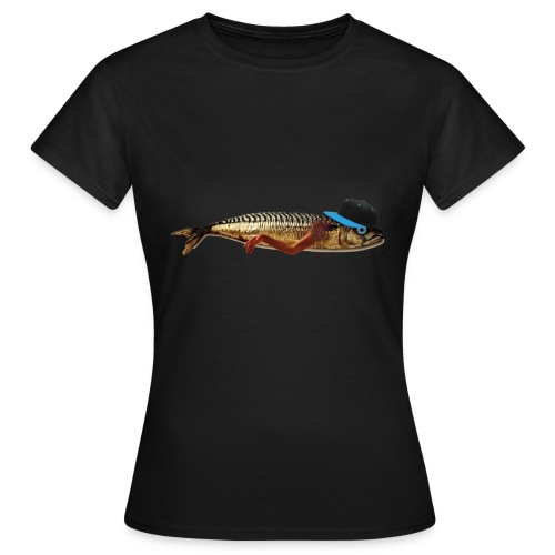 Get Fish Or Die Trying' 2 - Dame-T-shirt