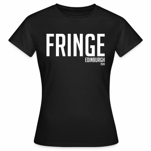 Fringe 2018 Black - Women's T-Shirt