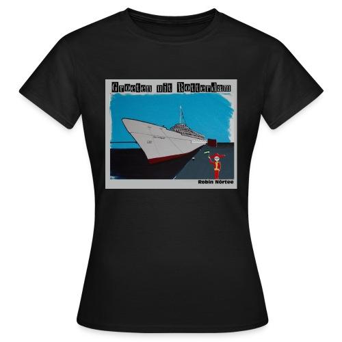 ss_rotterdam - Vrouwen T-shirt