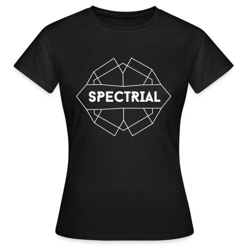Spectrial Logo - Vrouwen T-shirt