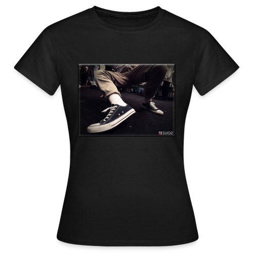 My Steps by SUOS. - Maglietta da donna