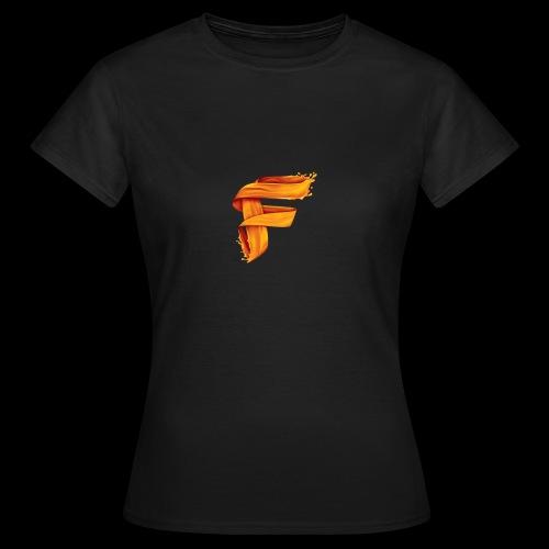 -> - Frauen T-Shirt