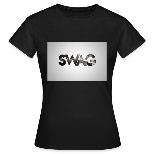 _SWAG CAMS - T-shirt Femme