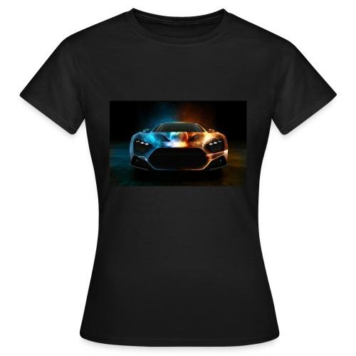 car - Women's T-Shirt