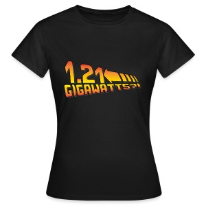 1.21 Gigawatts - Frauen T-Shirt