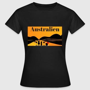 Australia - Women's T-Shirt
