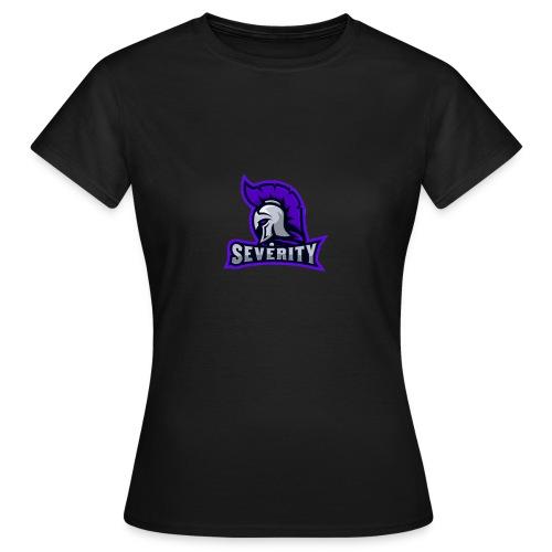 serverityggpnglogo-clothing - Women's T-Shirt