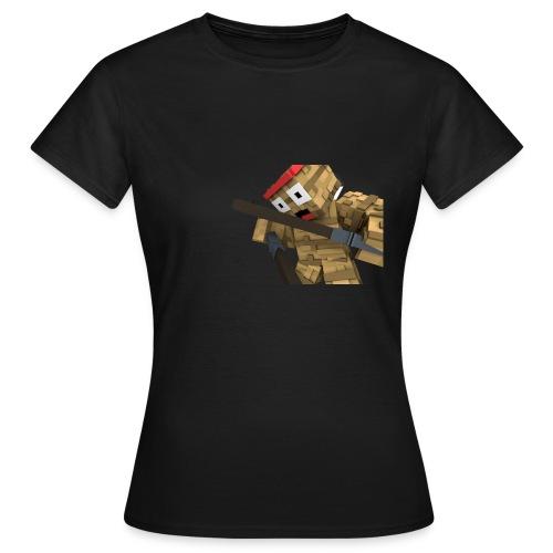 St0ckL3tsPl4y Skin - Frauen T-Shirt
