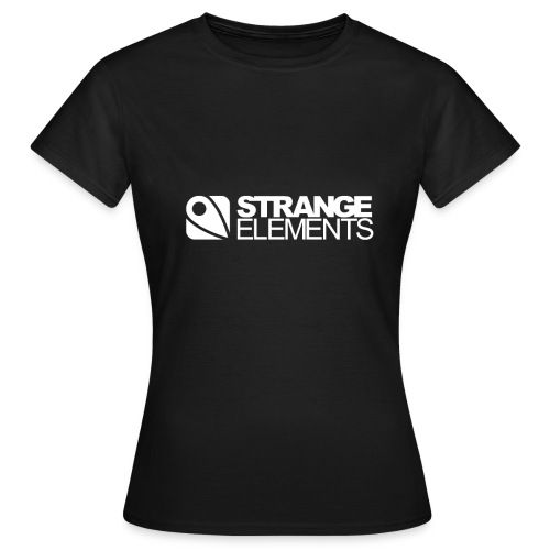 Strange Elements Logo - Vrouwen T-shirt